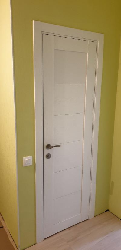 Легно 28 в цвете Whity Softwood ванная
