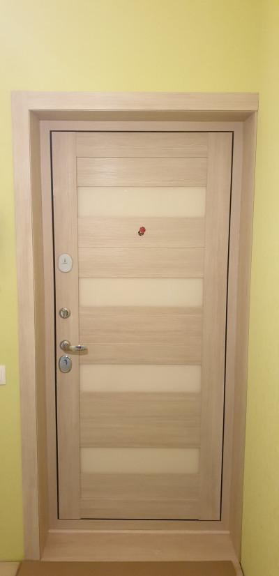 Входная дверь Porta S